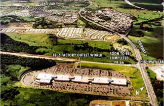 Puerto Rico Factory Outlet Mall Solar Project