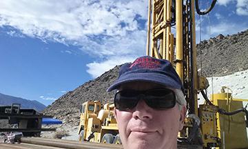 Pozzolan Mining — Michael Walker